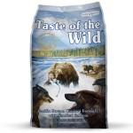 Taste of the Wild Pacific Stream Canine with Smoked Salmon ชนิดเม็ด สูตรปลาแซลมอนรมควัน สำหรับสุนัขทุกช่วงวัยทุกสายพันธุ์ 2.27 kg