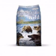 Taste of the Wild Pacific Stream Canine with Smoked Salmon ชนิดเม็ด สำหรับสุนัขทุกช่วงวัย ทุกสายพันธุ์ 13.61 kg