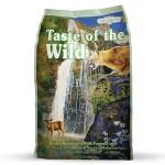 Taste of the Wild Roasted Venison & Smoked Salmon ชนิดเม็ด รสเนื้อกวางย่างและปลาแซลมอนรมควัน สำหรับแมวทุกวัย ทุกสายพันธุ์ 6.80 kg