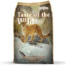 Taste of the Wild Canyon River with Trout and Smoked Salmon ชนิดเม็ด รสปลาเทราท์และปลาแซลมอนรมควัน สำหรับแมวทุกวัยทุกสายพันธุ์ 6.80 kg