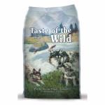 Taste of the Wild Pacific Stream Puppy Formula with Smoked Salmon ชนิดเม็ดสำหรับลูกสุนัข สูตรปลาแซลมอนรมควัน 13.61 kg