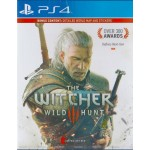 PS4: THE WITCHER 3: WILD HUNT (R3)(EN)