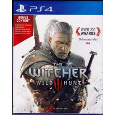 PS4: The Witcher 3 Z3