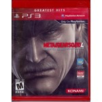 PS3: Metal Gear Solid 4
