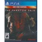 PS4: Metal Gear Solid V: The Phantom Pain [Z1]