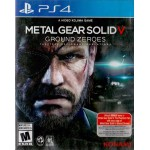 PS4: Metal Gear Solid V Ground Zeroes (ZALL)