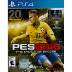 PS4: PRO EVOLUTION SOCCER 2016 (ZALL) (EN)