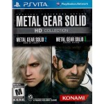 PSVITA: Metal Gear Solid HD Collection (Z1)