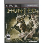 PS3: Hunted: The Demon's Forge (Z1)