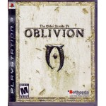 PS3: Oblivion The Elder Scrolls