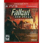 PS3: Fallout New Vegas Ultimate Edition (Z1)(EN)