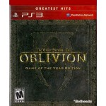 PS3: Elder Scrolls IV Oblivion Game of the Year Edition (Z1)