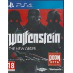 PS4: Wolfenstein The New Order [Z2] [EU]
