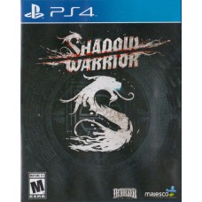 PS4: Shadow Warrior (ZALL)