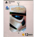 PS PLUS MEMBERSHIP [12 MONTH] STAR WARS BATTLEFRONT