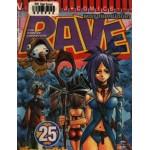 RAVE ผจญภัยเหนือโลก 25 (พิมพ์เก่า)