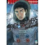 SPACE BROTHERS สเปซบราเธอร์ส สองสิงห์อวกาศ เล่ม 28