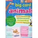 Big Card Animals (หนังสือพูดได้ ใช้ร่วมกับปากกา MIS Talking Pen)