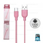 REMAX Cable Micro RC-031M Pink (1M)