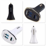 REMAX Car Charger 6.3A (White)