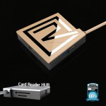 REMAX HUB RU-U7 USB 3.0 (Gold)