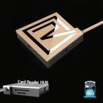 REMAX HUB RU-U7 USB 3.0 (Gold)