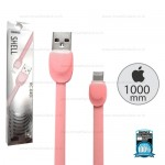 REMAX Cable For i5/i5s/i6/i6s RC-040i Pink