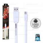 REMAX Cable Micro 1M ( White) Full Speed