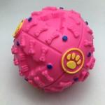 ของเล่นสำหรับสัตว์เลี้ยง ลูกบอลมีเสียง size l