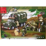 Enlighten 811 CombatZones 308PCS