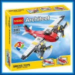Decool 3111 Architect 3in1 241+PCS