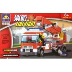 Kazi 8053 Fire Fight 244+PCS