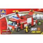 Kazi 8054 Fire Fight 206+PCS