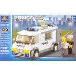 Kazi 6730 Police 135PCS