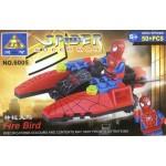 Kazi 6005 Spider Super man 50PCS