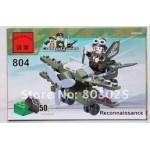 Enlighten 804 CombatZones Series 50PCS