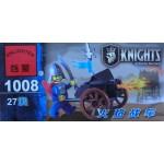 Enlighten 1008 Knights 27PCS