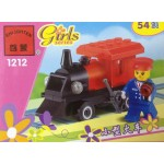 Enlighten 1212 Girls Series 54PCS