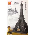 Wange 8015 The Eiffel Tower Of Paris 978PCS