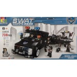 Woma 0535 Swat Corps 738PCS