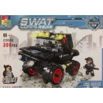 Woma 0526 Swat Corps Police 306PCS
