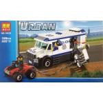 Bela 10418 Urban 6+ 198PCS