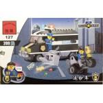 Enlighten 127 Police Series 209PCS