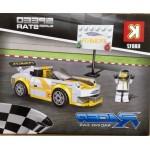 Kz 68012 Racer Racing Car Power 173PCS