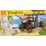 Wange 36043 Pirates 6+ 122PCS