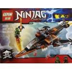 Lepin 06026 Ninja Thunder Swordsman 242PCS