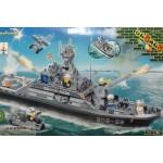 Banbao Defence Force 858PCS