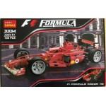 Decool 3334 Formula Racer 1:10  726PCS