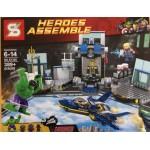 Sy 328 Heroes Assemble 389PCS