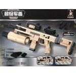 Ausini 22002 Gun Series 767PCS